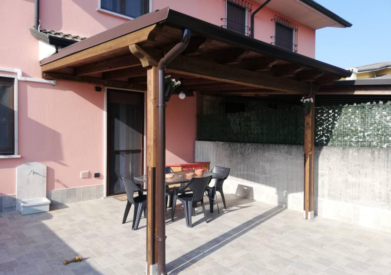 Pergolati in legno a Verona | Vendita e installazione Pergolati in legno a Verona