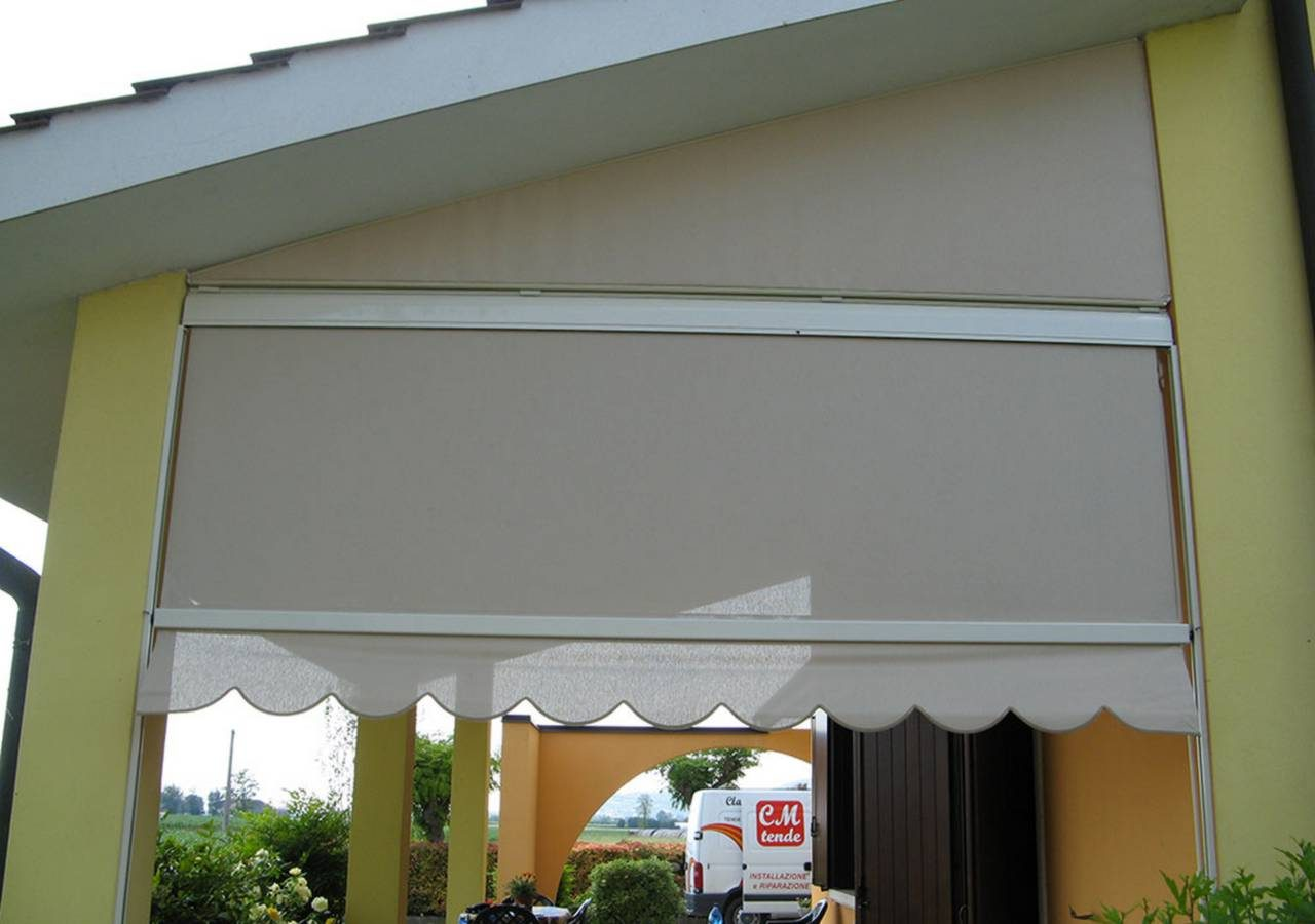 Tende a caduta Verona | Installazione Tende a caduta a Verona e provincia
